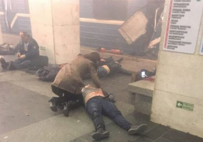انتحاري قرغيزي وراء اعتداء سان بطرسبورغ