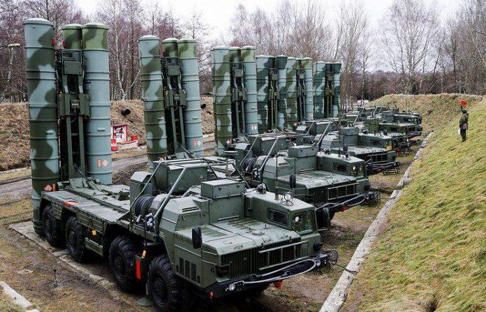 روسیه به ترکیه اس-400 میفروشد