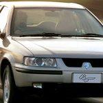 انتاج جيل جديد من سيارة سمند الايرانية في العراق