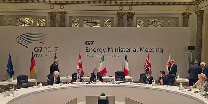 عدم توافق «گروه 7» برای افزایش تحریمها علیه روسیه و سوریه