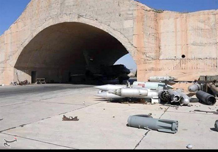 خلو معسكر الشعيرات من عناصر ايرانية اثناء الضربة