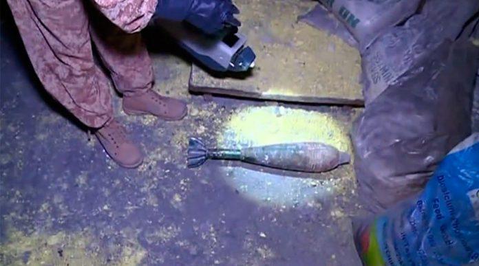 ارتش سوریه انبار تسلیحات شیمیایی تروریستها را منهدم کرد