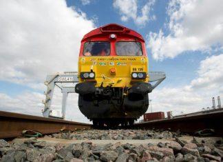 راه اندازی اولین قطار مستقیم انگلیس- چین
