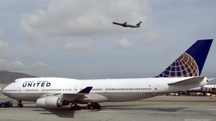 هواپیمایی «یونایتد» آمریکا
