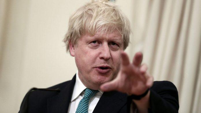 وزیر خارجه انگلیس