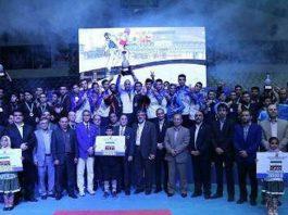 فريق ايراني يتوّج ببطولة أندية آسيا للتايكواندو