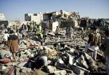ولخرجی عربستان برای پاکسازی افکار عمومی از جنایاتش در یمن