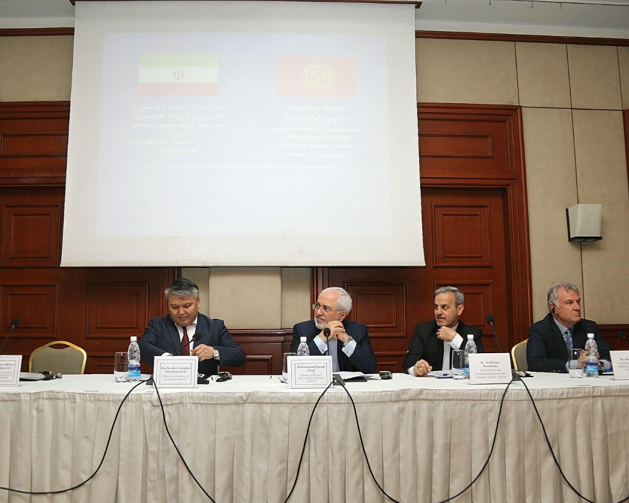 Iran Ready to Expand Ties with Kyrgyzstan in All Fields