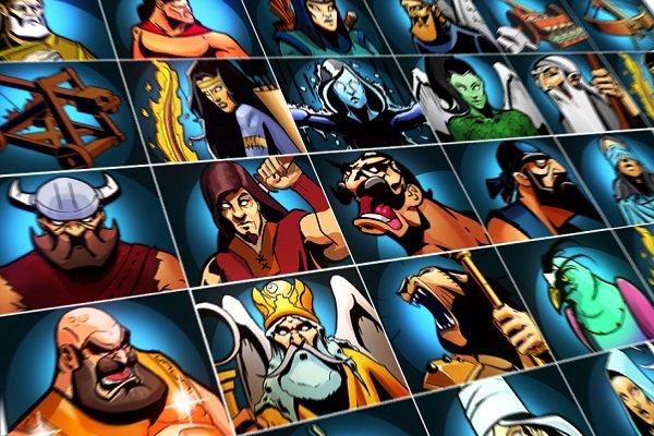 ألعاب الكترونية تروج للتاريخ والادب الفارسي