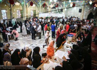 الانتخابات الإيرانية.. حضور شعبي ملحمي يؤكد التمسك بإيران