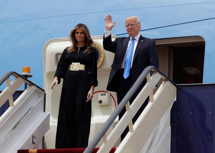لماذا كان ينبغي على ترامب عبور الأجواء الايرانية لوصوله السعودية؟