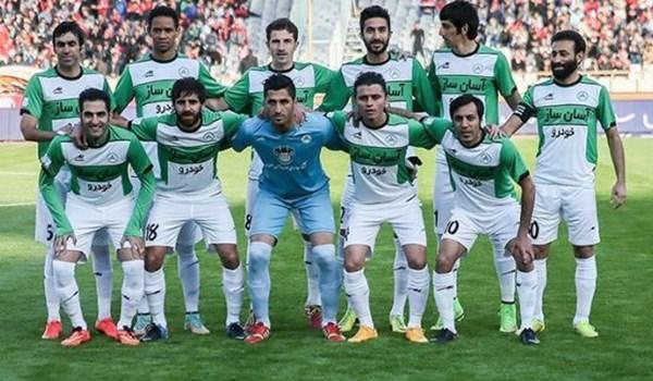نادي ذوب آهن الايراني يطمح للتأهل عبر بوابة الاهلي السعودي