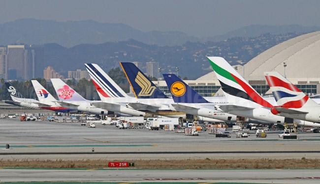 چند شرکت هواپیمایی خارجی در ایران فعالند؟
