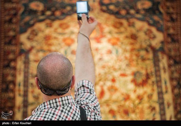 نمایشگاه قالیهای کاخ گلستان (1)