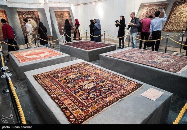 نمایشگاه قالیهای کاخ گلستان (10)