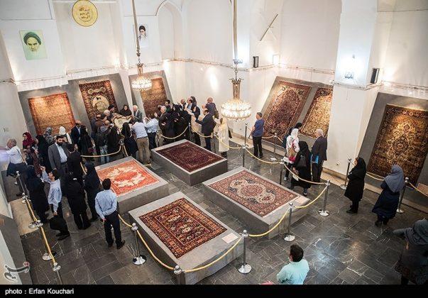 نمایشگاه قالیهای کاخ گلستان (11)