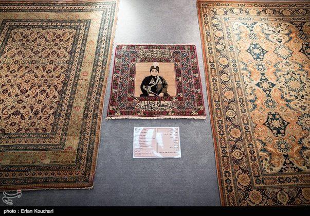 نمایشگاه قالیهای کاخ گلستان (13)