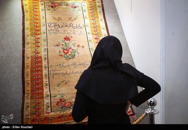 نمایشگاه قالیهای کاخ گلستان (15)