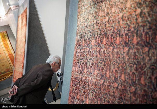 نمایشگاه قالیهای کاخ گلستان (2)