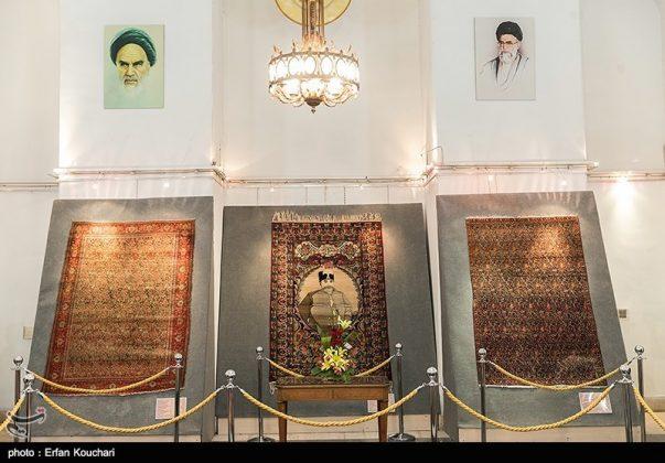 نمایشگاه قالیهای کاخ گلستان (3)