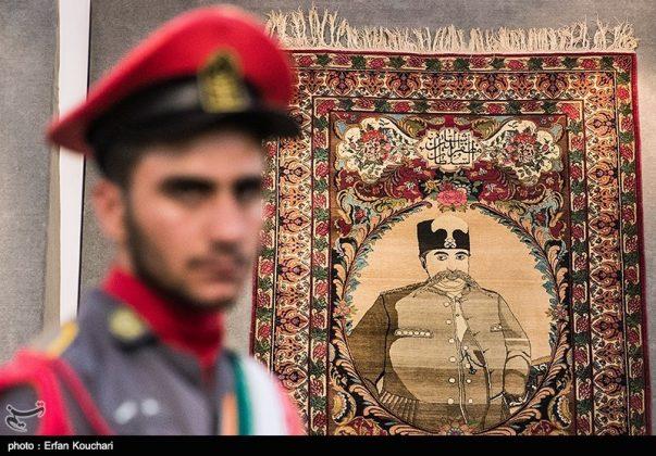 نمایشگاه قالیهای کاخ گلستان (4)