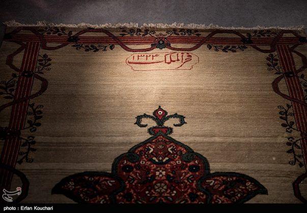نمایشگاه قالیهای کاخ گلستان (7)