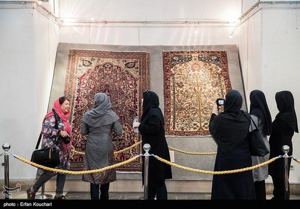 نمایشگاه قالیهای کاخ گلستان (8)