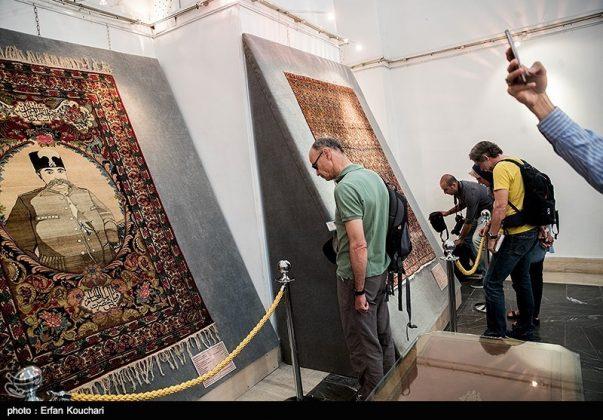 نمایشگاه قالیهای کاخ گلستان (9)