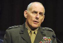 وزیر امنیت داخلی آمریکا