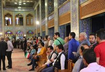 يزد الايرانية .. مشاركة اكثر من 90 بالمئة ممن يحقّ لهم التصويت بالانتخابات