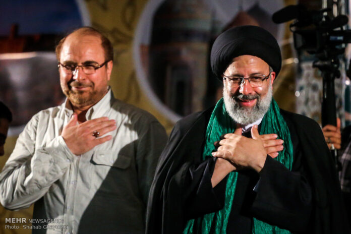 """""""Alliance with Raisi Aimed at Countering Gov't of Four-Percenters"""""""