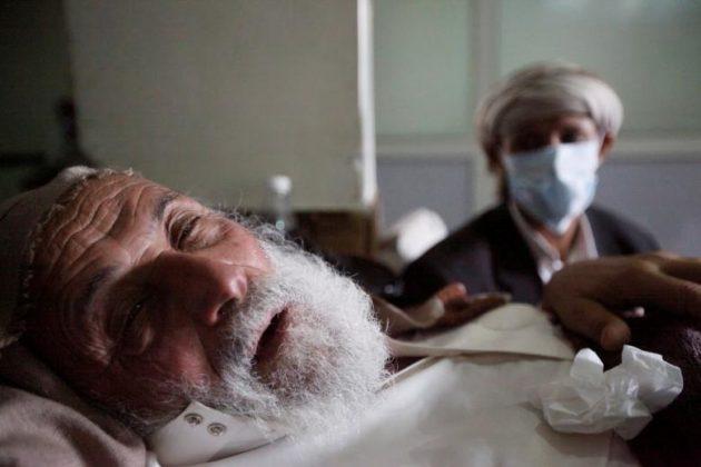 اتحاد عربستان و باکتری وبا علیه یمنیها!1