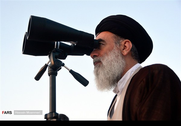 ايران .. تحري هلال شهر رمضان المبارك 1