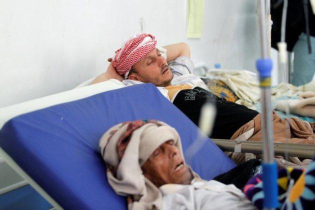 اتحاد عربستان و باکتری وبا علیه یمنیها!10