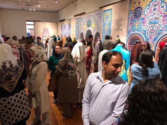 """ايران تشارك في فعاليات معرض """"الثقافات الصديقة"""" في المكسيك 10"""