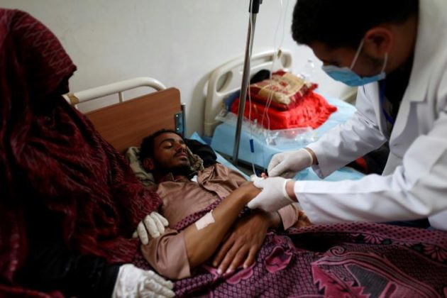 اتحاد عربستان و باکتری وبا علیه یمنیها!11