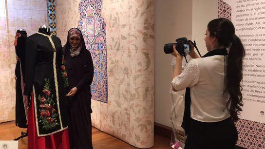 """ايران تشارك في فعاليات معرض """"الثقافات الصديقة"""" في المكسيك 11"""