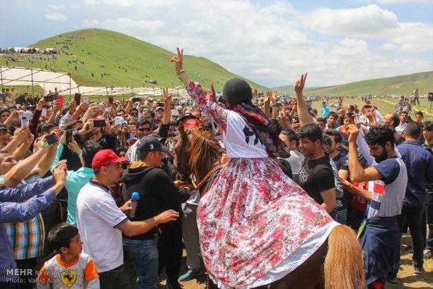 برپایی جشنواره فرهنگی ورزشی عشایر آذربایجان شرقی11