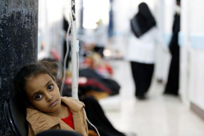 اتحاد عربستان و باکتری وبا علیه یمنیها!