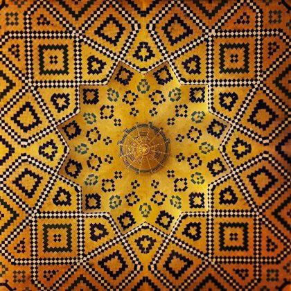 زیر سقف مساجد ایرانی12