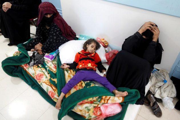 اتحاد عربستان و باکتری وبا علیه یمنیها!13