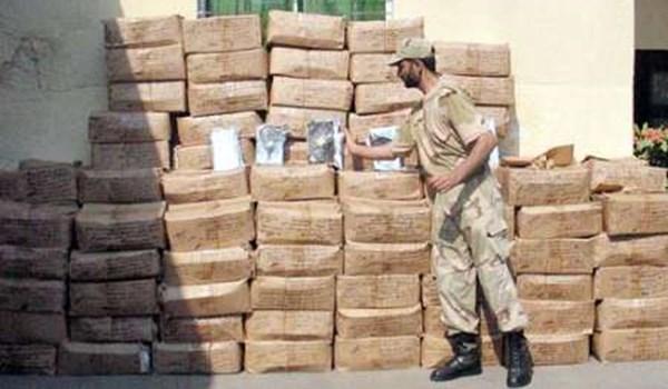 ..تفكيك عصابة دولية لتهريب المخدرات