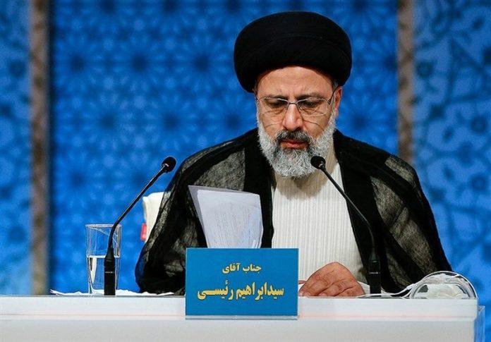 المرشح رئيسي ينتقد الاداء الاقتصادي لحكومة الرئيس روحاني