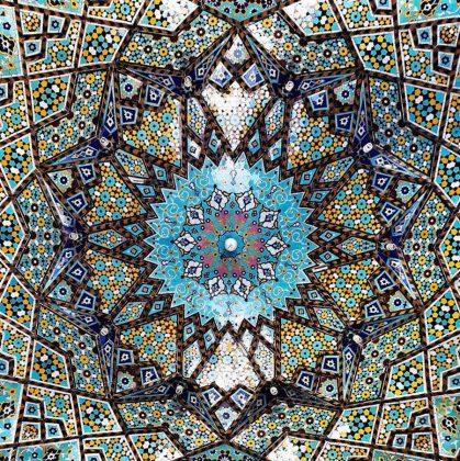 زیر سقف مساجد ایرانی14