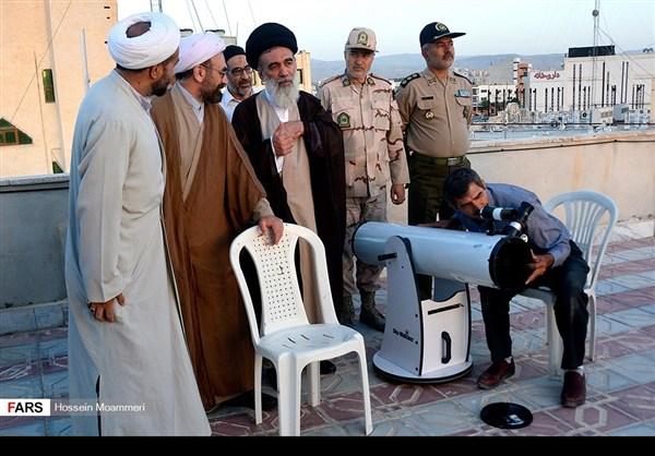 ايران .. تحري هلال شهر رمضان المبارك 14