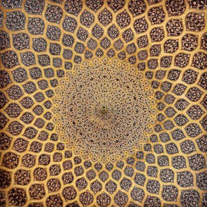 زیر سقف مساجد ایرانی15