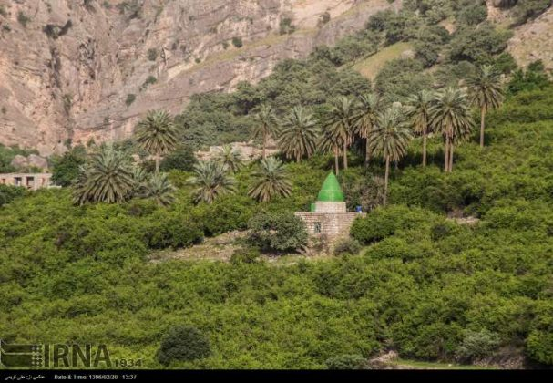 شلال دزفول الايرانية 15