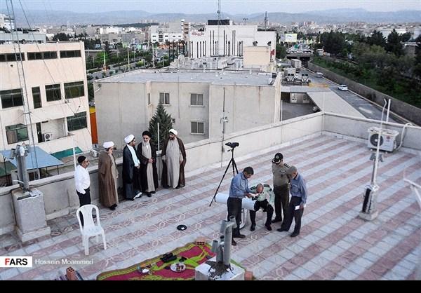 ايران .. تحري هلال شهر رمضان المبارك 15