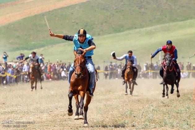 برپایی جشنواره فرهنگی ورزشی عشایر آذربایجان شرقی15