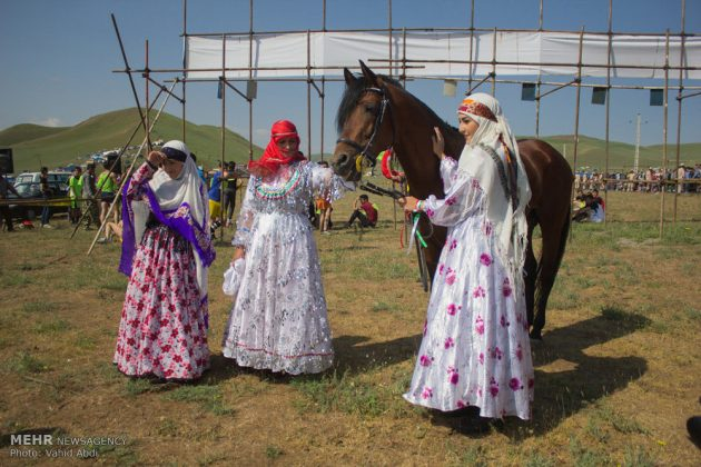 برپایی جشنواره فرهنگی ورزشی عشایر آذربایجان شرقی16